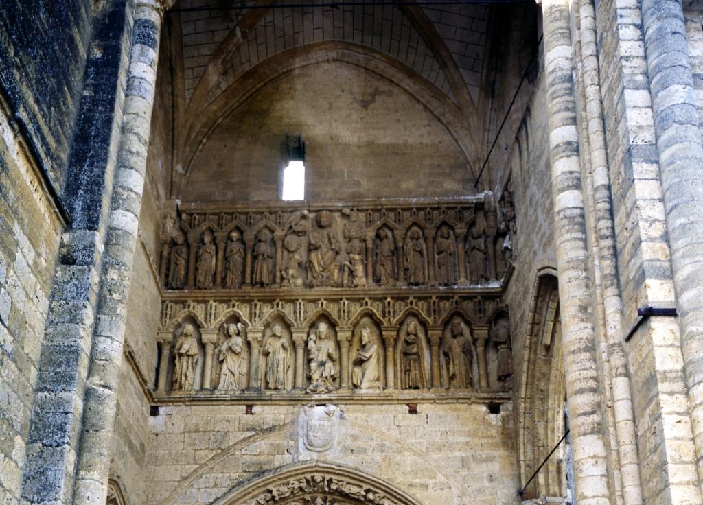 Villalcázar de Sirga - Santa Maria la Blanca 2