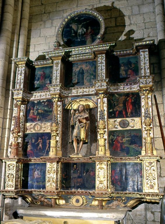 Villalcázar de Sirga - Santa Maria la Blanca 8