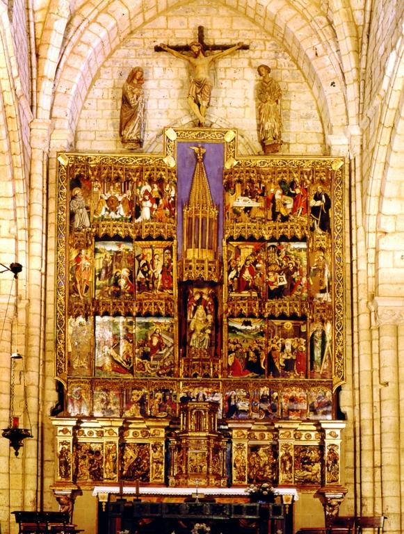 Villalcázar de Sirga - Santa Maria la Blanca 11