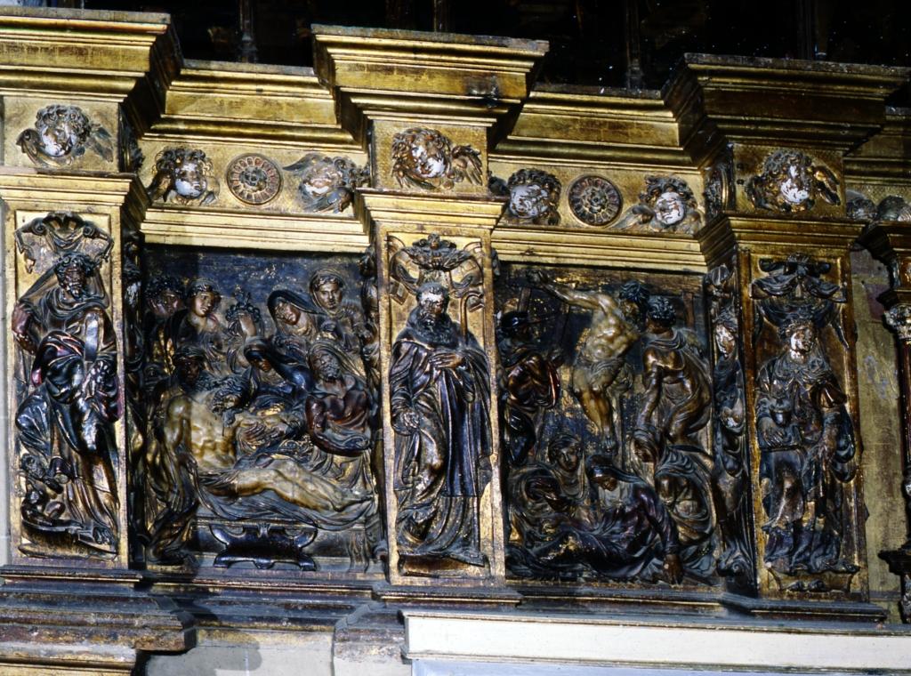 Villalcázar de Sirga - Santa Maria la Blanca 12