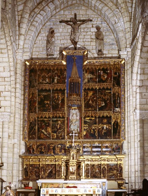 Villalcázar de Sirga - Santa Maria la Blanca 9