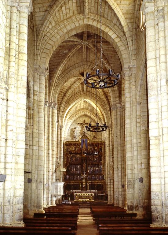 Villalcázar de Sirga - Santa Maria la Blanca 6