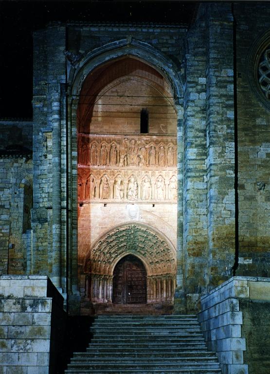 Villalcázar de Sirga - Santa Maria la Blanca 5