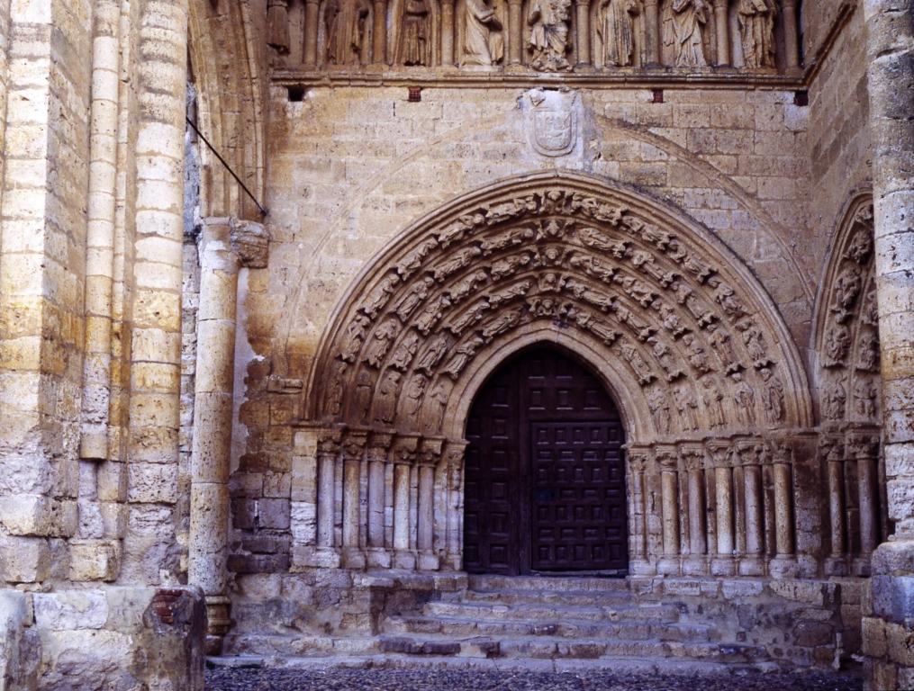 Villalcázar de Sirga - Santa Maria la Blanca 20