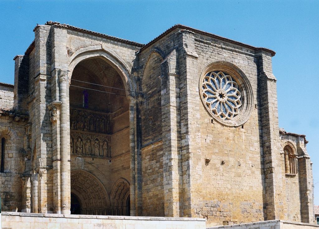 Villalcázar de Sirga - Santa Maria la Blanca 13