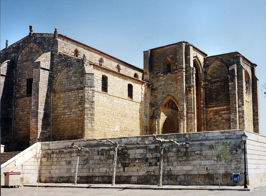 Villalcázar de Sirga - Santa Maria la Blanca 14