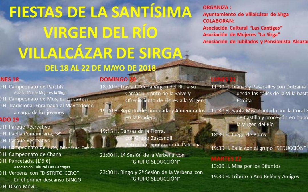 Fiestas de la Santísima viergen del Río